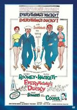 Everything's Ducky (1961) DVD - Buddy Hackett, Jackie Cooper, Mickey Rooney