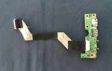 HP Compaq 8530p 8530w Audio + USB Board 495065-001
