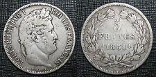 Ecu de 5 Francs - 1831 A -  LOUIS-PHILIPPE I - 1° Type Domard - Tranche relief