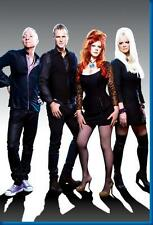 B52S Group Photo poster 24x36