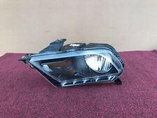 FORD MUSTANG GT 2010-2012 OEM LEFT DRIVER HALOGEN HEAD LIGHT (COMPLETE). 72K