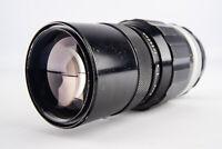 Nikon Nikkor Q 200mm f/4 Non Ai Telephoto Lens for F Mount PLEASE READ V12