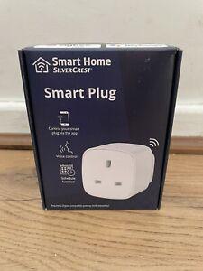 Silvercrest Smart Plug Brand New Sealed Smart Home