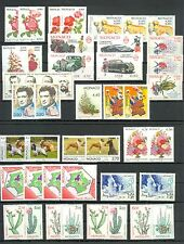 MONACO 41 STAMPS--- ** MNH ----HIGH FACE VALUE ---