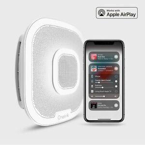 First Alert Onelink Smoke/Carbon Monoxide Alarm & Premium Speaker Alexa Enabled