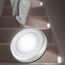 Bright LED Motion Sensor Light In/Outdoor Wall Stair Shed Lamp Battery Stick