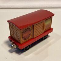 2009 Lion of Sodor Frieght Car Thomas & Friends Take N Play Along Diecast Train