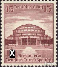 Duitse Rijk 668 postfris 1938 Duits. Turnen