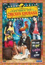 LUV SHUV TEY CHICKEN KHURANA (KUNAL KAPOOR, HUMA QURESHI) - BOLLYWOOD DVD