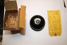 Aircraft Warning Bell, WWII vintage, 24 volt, NOS