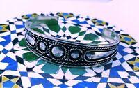 bracelet bérbere artisanat maroc - berber bracelet craft Morocco