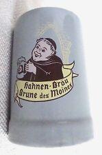 VTG Belgium Gres Guerin Bouffioulx Beer Stein/Tankard/Chope/Mug Art Pottery Mint