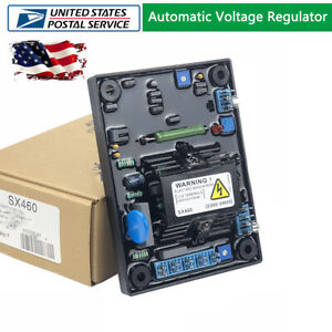 Automatic AVR SX460 Voltage Volt Regulator For Bruch-less Generator US Stock
