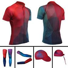Новые мужские Велоспорт Джерси Велоспорт кепки нарукавник езды на велосипеде гетры бандана
