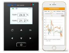 Elitech Rcw-600WiFi Temperature Data Logger Remote Wireless Temperature Recorder
