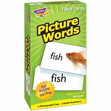 Toys for Boys Girls Words Flash Cards 3 4 5 6 7 Years Old Kids Children Birthday