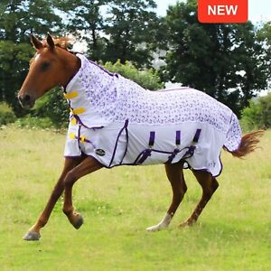Gallop Bees & Butterflies All In One Fly Rug NEW LIMITED EDITION