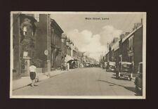 Ireland Co Antrim LARNE Main St used c1940s PPC