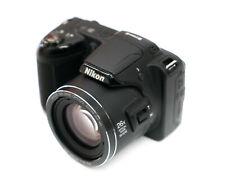 Nikon Coolpix L810 Digitalkamera 16 Megapixel Schwarz 32 SD #3