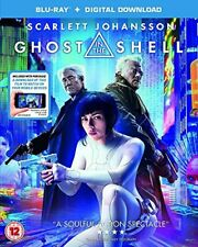 GHOST IN THE SHELL Blu-RayTM + digital download [2017] [Region Free] [DVD]