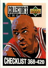 Michael Jordan #420 Upper Deck 1994/95 NBA Basketball Card