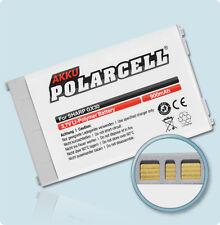 PolarCell Akku Sharp GX30i GX15 GX17 GX25 GX29 TM200 Batterie Accu Acku Battery