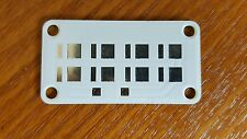 LED PCB Circuit Board for 8 x LEDs X  4  in Series 48mm x 25mm
