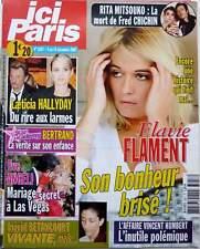 2007_FLAVIE FLAMENT_RITA MITSOUKO_LORIE_EVE ANGELI_MELANIE DOUTEY_BRUNO MADINIER