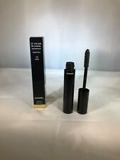 Le Volume De Chanel  Waterproof Mascara 10 Noir - Black 6g - New