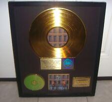 K - CI & JOJO - IT`S REAL -  RIAA THE SALE MORE 500.000 COPIES Award