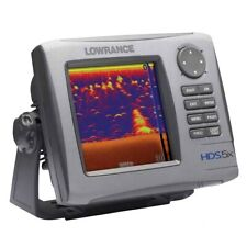 Lowrance Boat Fishfinder Head Unit HDS 5X | 5 Inch With Transducer