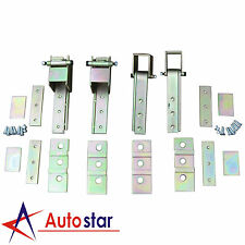 New Four Suicide Door Heavy Duty Hidden Hinges Rat Rod 2 Door Kit Weld In