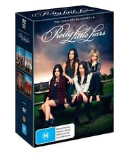 Pretty Little Liars SEASONS 1 2 3 4 : NEW DVD