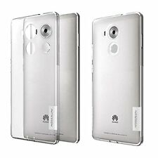 Pour Huawei Mate 8 / Ascend Mate 8 Coque Gel En Silicone Transparent