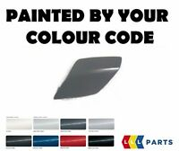 VW GOLF R FRONT HEADLIGHT WASHER COVER CAP LEFT N/S PAINTED BY YOUR COLOUR CODE