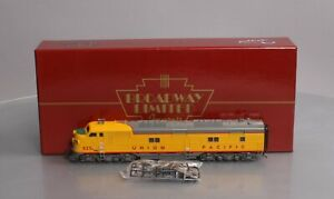 Broadway Limited 602 HO Union Pacific Diesel EMD E7A Powered #927A w/Quantum LN