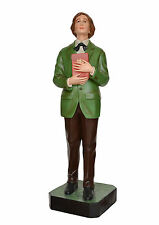 Saint Dominic Savio fiberglass statue cm. 135