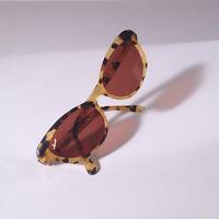 Occhiali da sole Sisley S131/5 14 52/17, Celluloide Tartarugato, Lenti Brown
