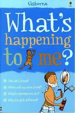 Usborne What's Happening to Me? Book Boys