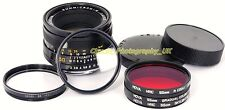 Summicron-R 1:2/50mm E55 Sharp PRIME Lens by LEITZ 1977 GREAT on Film & DIGITAL!