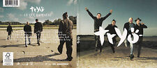 CD DIGIPACK MULTIMEDIA 15T + VIDÉO TRYO CE QUE L'ON SÈME 2008