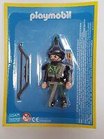 Playmobil Coleccion Figura Guerrero Asiatico con Armas, Coleccion, NUEVO
