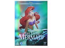 THE LITTLE MERMAID - DISNEY DVD - NEW - O RING SLIP COVER - LTD EDITION