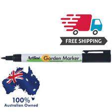 12 x Artline 780 Garden Marker Black