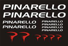 KIT- PEGATINA- STICKERS - VINILO -LAMINA-PACK -BICICLETA-BIKE-PINARELLO-STICKER