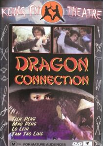 Dragon Connection - Kung Fu Theatre. DVD. New