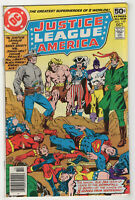 Justice League of America #159 (Oct 1978 DC) JSA, Jonah Hex, Enemy Ace, Crisis z