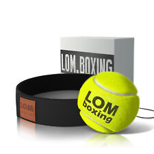 Lom Fight Ball Reflex, Boxing Ball, Boxing Equipment for Workout and fitness