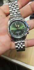 Seiko SARB017 Alpinist Wrist Watch with strapcode jubilee bracelet