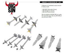 Eduard BIGSIN 64812 1/48 McDonnell F-4 Phantom WEAPONS SET